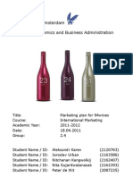 Marketing Report - 94wines