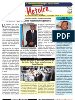 UDPS Bulletin unique de sensibilisation du peuple Congolais Vol. 1 No 3 2012 Fev