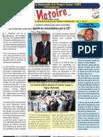 UDPS Bulletin unique de sensibilisation du peuple Congolais Vol. 1 No 3 2012 Fev