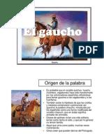 El gaucho -
