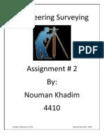 Surveying 2