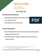 softwareprojectjavatitlesieee2011-110718043807-phpapp01