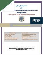 Public Procurement System Shamim