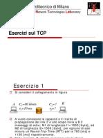 Esercizi-TCP