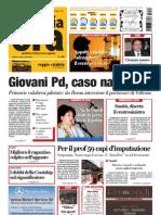Calabria Ora 21.11.08 - Angela Napoli Lascia An
