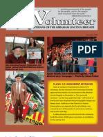 The Volunteer, December 2006