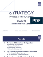 Global Strategy Context Chapter 10