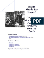 Study Guide for Origin of the Family, Private Property and the State by ENGELS