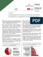 Condizioni di vita delle persone separate, divorziate e coniugate dopo un divorzio (Istat).pdf