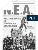 NEA Trojan Horse in American Education-Samuel Blumenfeld-1984-307pgs-EDU