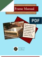Cold Frame Manual