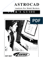 astrocad user manual