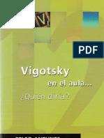 46354648 Vigotsky en El Aula