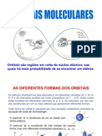 Aula 2 - ORBITAIS MOLECULARES2008