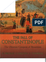 The Fall of Constantinople - David Nicolle
