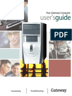Gateway 510 User Guide