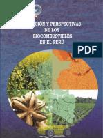 Situación y perspectivas de los biocombustibles en el Perú