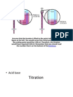 Exp Titration