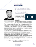 Violador en Serie - Transito Enrique Lopez Perez