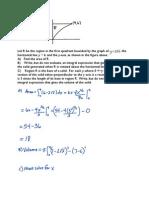 Calculus AB 2010 #4