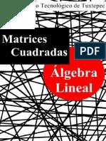 Definicion de Tipos de Matrices Cuadradas
