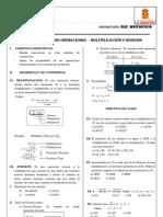 RM 4TO AÑO CUATRO OPERACIONES 2
