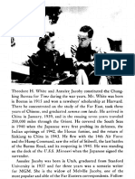 Thunder Out of China-Theodore H White-Annalee Jacoby-1946-349pgs-POL