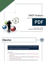 20120220 Banking SWOT Analysis v2