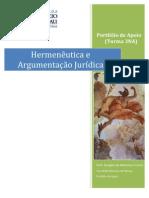 Hermenêutica - Portfólio de Apoio (3NA)