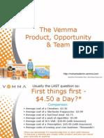VemmateampresentationFV4