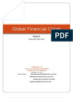 Global Financial Crises