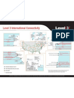 Level3 Landing Station Map