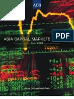 Asia Capital Markets Monitor.