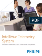 IntelliVue Telemetry System Brochure %28Non-US%29