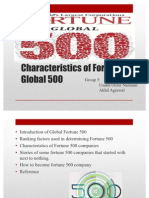 Characteristics of Fortune Global 500_Assignment-2_Akhil and Namuun