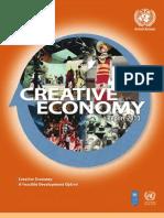 Creative Economy Report 2010