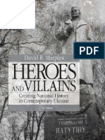 [David R. Marples] Heroes and Villains Creating org
