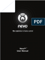 Nevo Remote Control