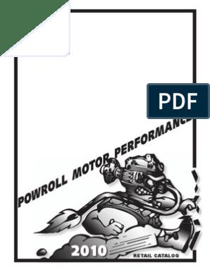 Catalog 2010 Retail | Piston | Cylinder (Engine)