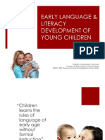 10-Early Language & Literacy Development of Young Children