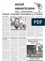 `Foro Social Latinamericano', Green Left Weekly's Spanish-language supplement, Feb.-March 2012 issue