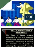 1.Human Resource Management 2