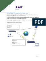 NETGEAR ProSafe VPN Firewall FVS338 Server