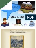 94-Ceasca de Cultura= Istoria Romaniei