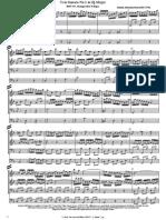 BWV525 Allegro