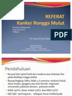 Referat CA Rongga Mulut