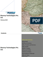Skanray Technologies Pvt Ltd. - Company Profile
