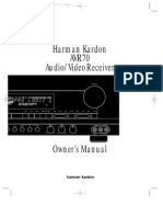 Harman Kardon AVR70