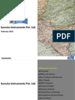 Susruta Instruments Pvt. Ltd - Company Profile