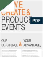 Presentation LD Eventos 2012
